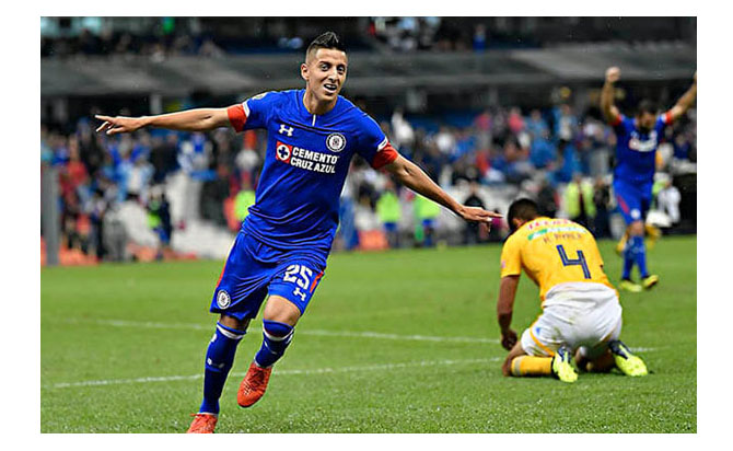 6467cf7a8 Cruz Azul logra primer triunfo en el Clausura 2019 ante Tigres - 8 ...