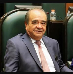Maurilio Hernández, coordinador de Morena en a LX Legislatura Edomex