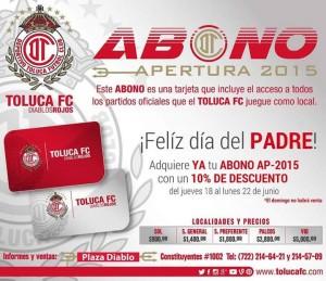 Aumenta el precio del Diablo Abono para el Torneo Apertura 2019 - Jun 18, 2019