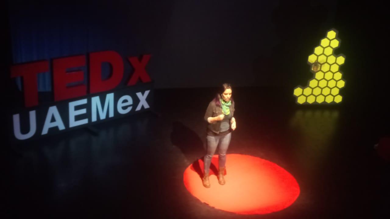 #MiPrimerAcoso de Greta Díaz dio un toque crudo a TEDx