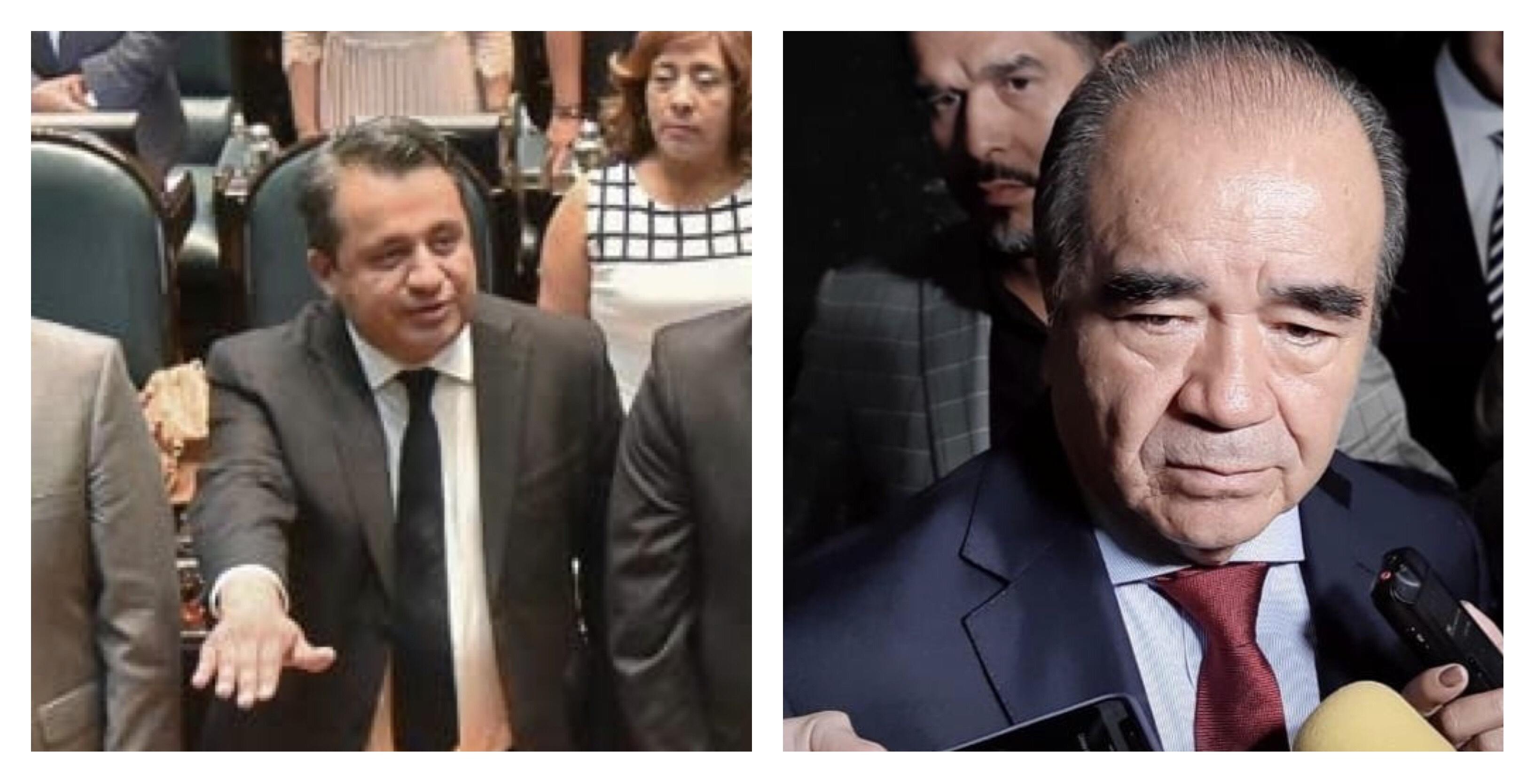 """Rogelio Padrón, el """"sobrino cómodo"""" de Maurilio en el OSFEM."""