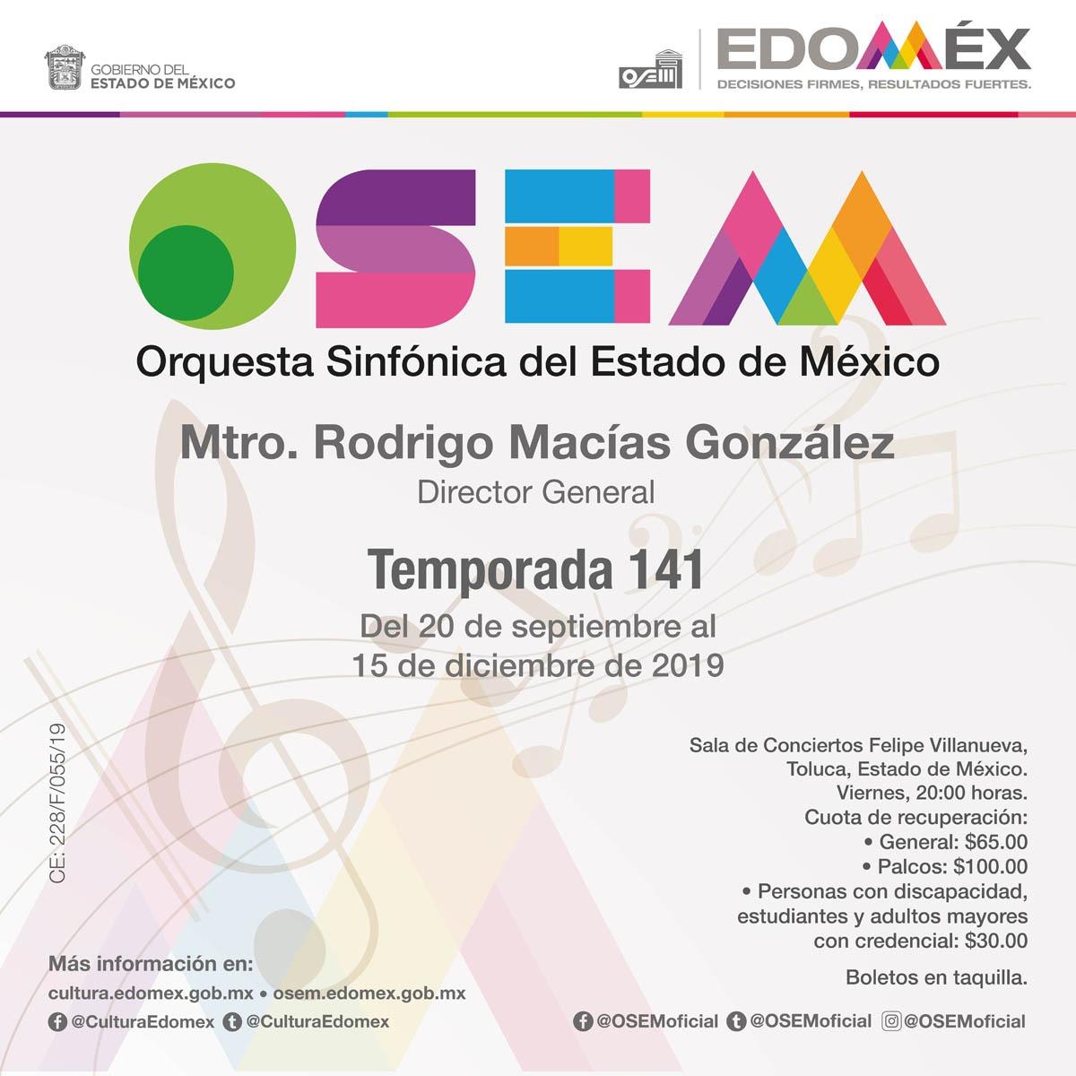 Estas actividades podrían interesarte para este fin de semana - Sep 18, 2019