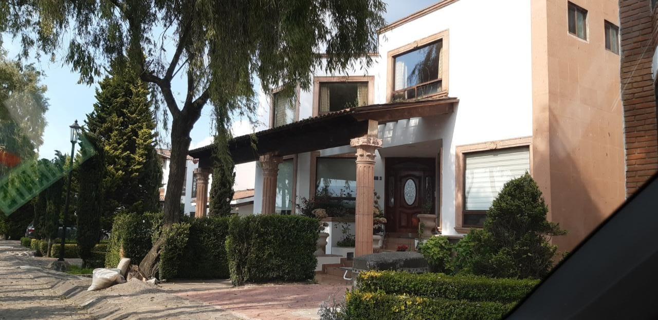 La nueva casa de Gerardo Nava en Ex Hacienda Barbabosa