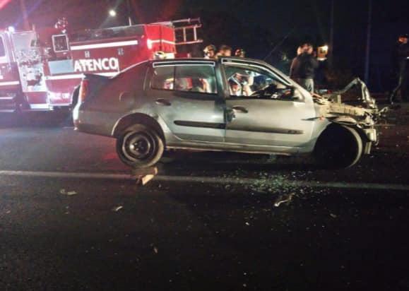 Automovilista pierde la vida en la carretera Texcoco-Lechería - Nov 25, 2019
