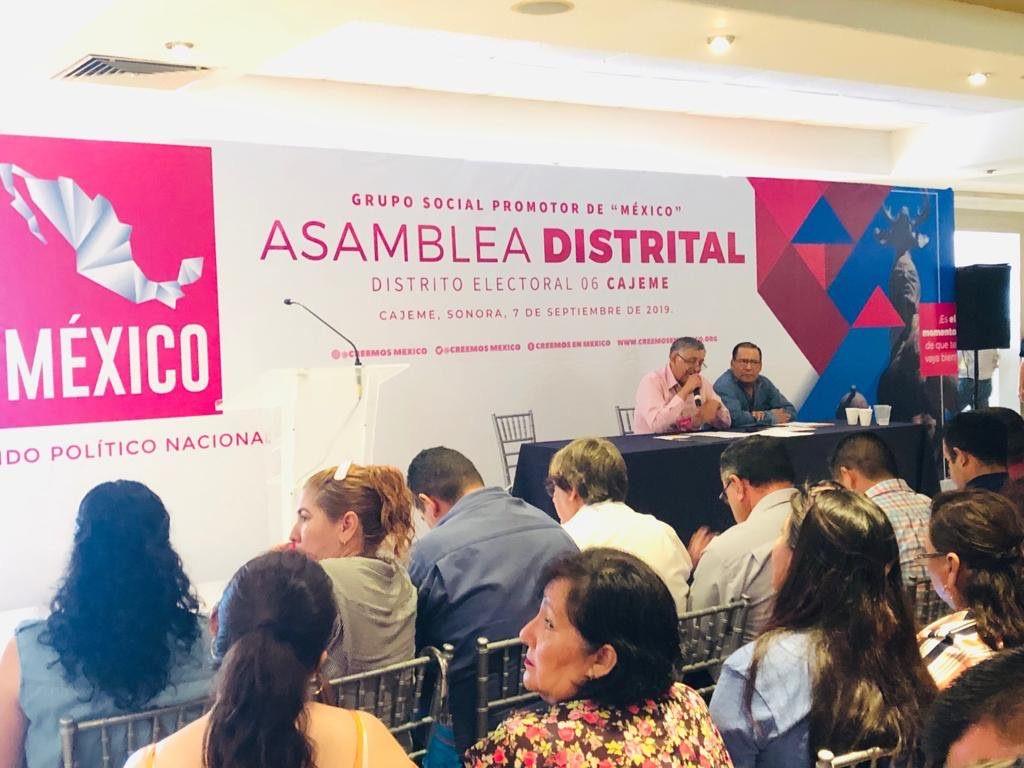 """""""México"""" y PANAL, la fortaleza del SNTE"""