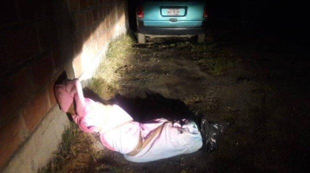 Mujer encobijada es hallada en Ixtapaluca - Ene 21, 2020