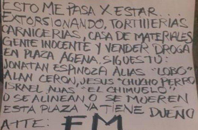 Cuerpo desmembrado es hallado en La Paz - Ene 29, 2020