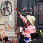 Realizan nueva manifestación contra el tarifazo en Toluca - Feb 13, 2020
