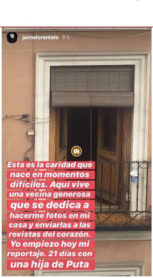 ACTOR DE LA CASA DE PAPEL DENUNCIA A SU VECINA POR ACOSO - Abr 14, 2020