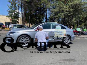 Se manifiestan contra AMLO en Toluca, es la tercera caravana - Jun 28, 2020