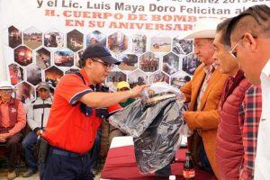 Luis Maya, alcalde deudor… - Jun 3, 2020
