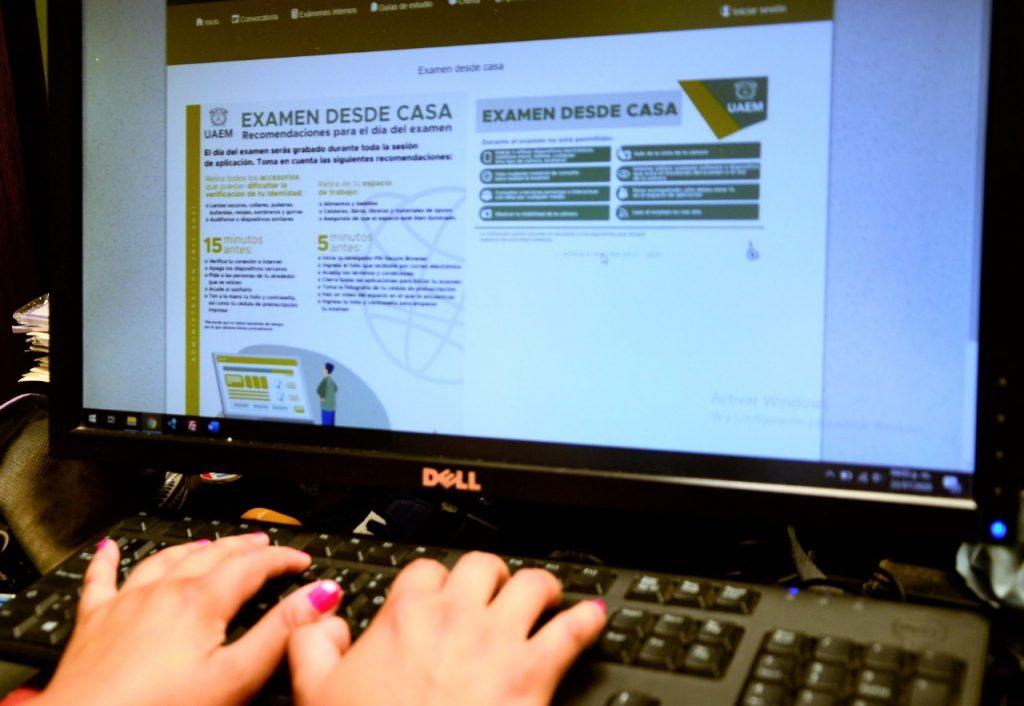 Desangelada respuesta a préstamo de equipo e internet para examen de admisión - Jul 23, 2020