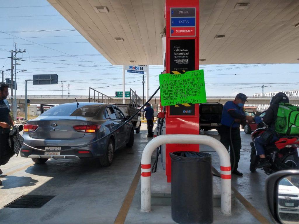 Pandemia impacta ingresos de los despachadores de gasolineras - Jul 29, 2020