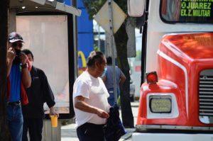 Salen transportistas del programa Sendero Seguro - Jul 8, 2020