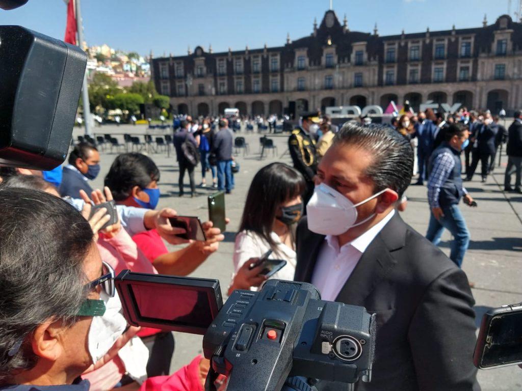 Hay 50 mil casos de Covid-19 en Toluca: Juan Rodolfo - Jul 19, 2020