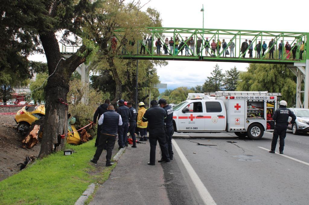 Accidente sobre Paseo Tollocan deja un muerto - Jul 29, 2020