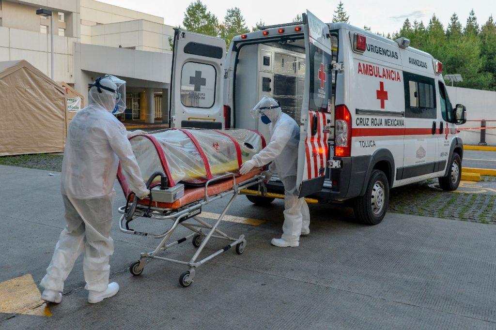 Atiende Cruz Roja en Edomex a mil 207 pacientes con síntomas de COVID-19 - Jul 20, 2020