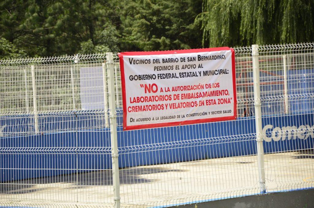 Piden vecinos seguimiento contra crematorio clandestino - Jul 24, 2020