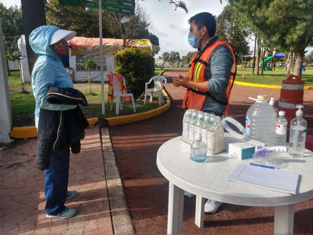 Reabren parque de La Pilita en Metepec - Jul 27, 2020