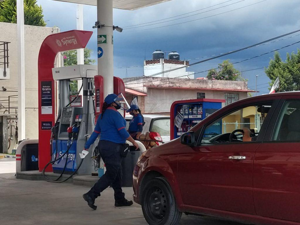 Sector gasolinero uno de los más afectados por pandemia - Jul 29, 2020