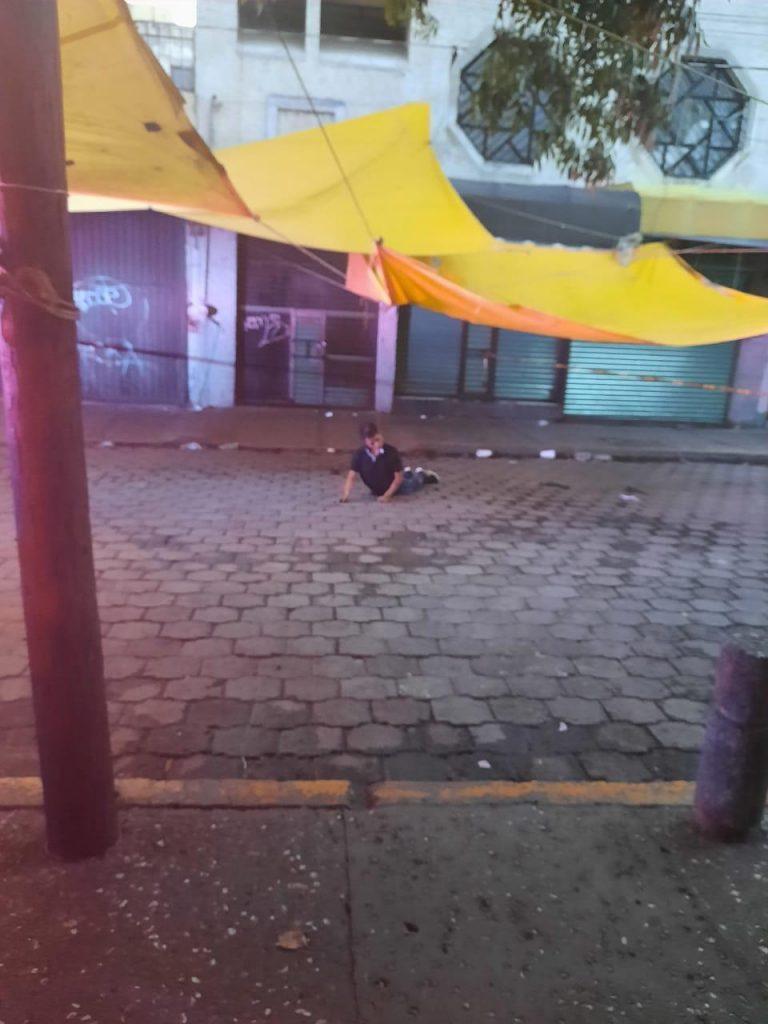Hallan a hombre colgado cerca de la Terminal de Toluca - Jul 30, 2020