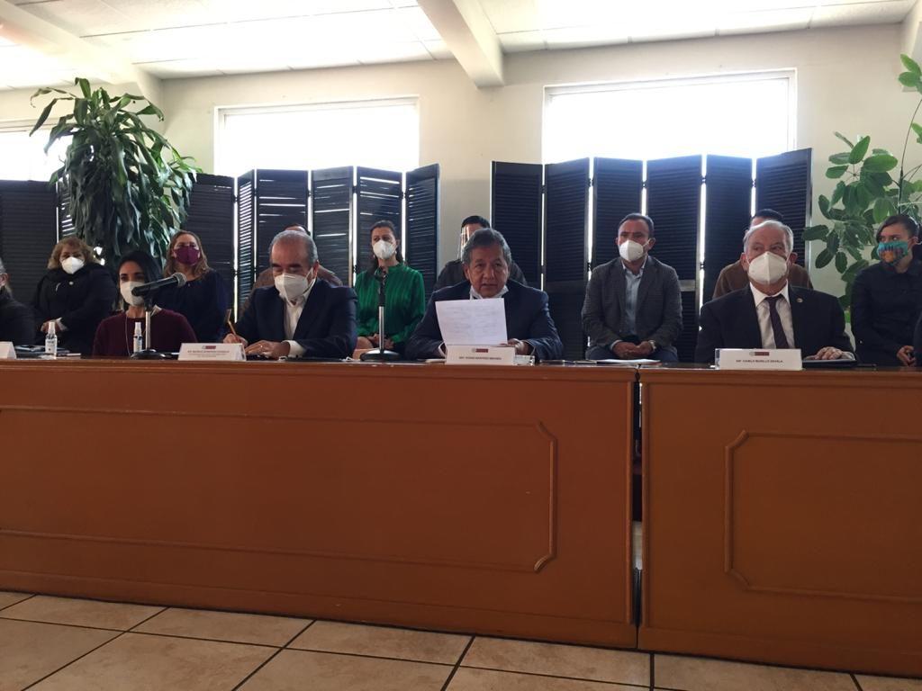 Buscan diputados locales de Morena crear municipio 126 - Ago 10, 2020