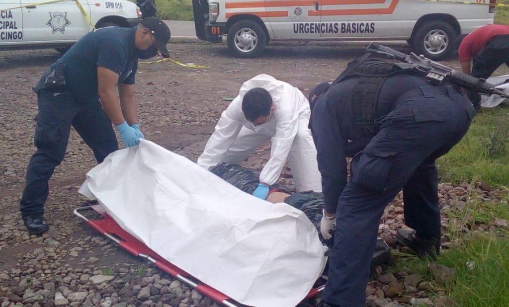 Encuentran tres embolsados en Joquicingo - Ago 10, 2020