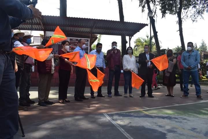 Arranca programa de obras públicas en Tenancingo - Ago 10, 2020