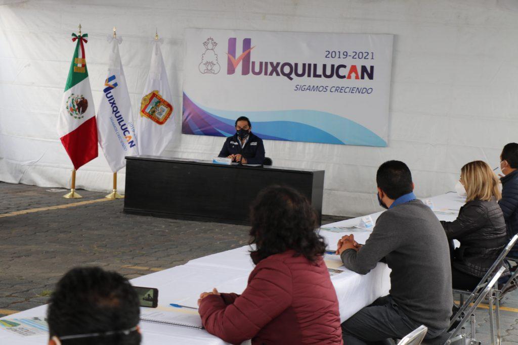 Evalúan a Huixquilucan como el mejor municipio de Edomex en prevenir el Covid-19 - Ago 5, 2020