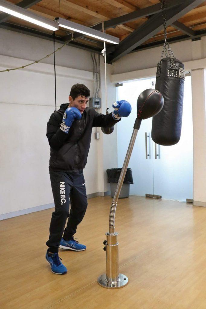 Regresan boxeadores a su entrenamiento en el Centro Deportivo Gral. Agustín Millán - Sep 13, 2020