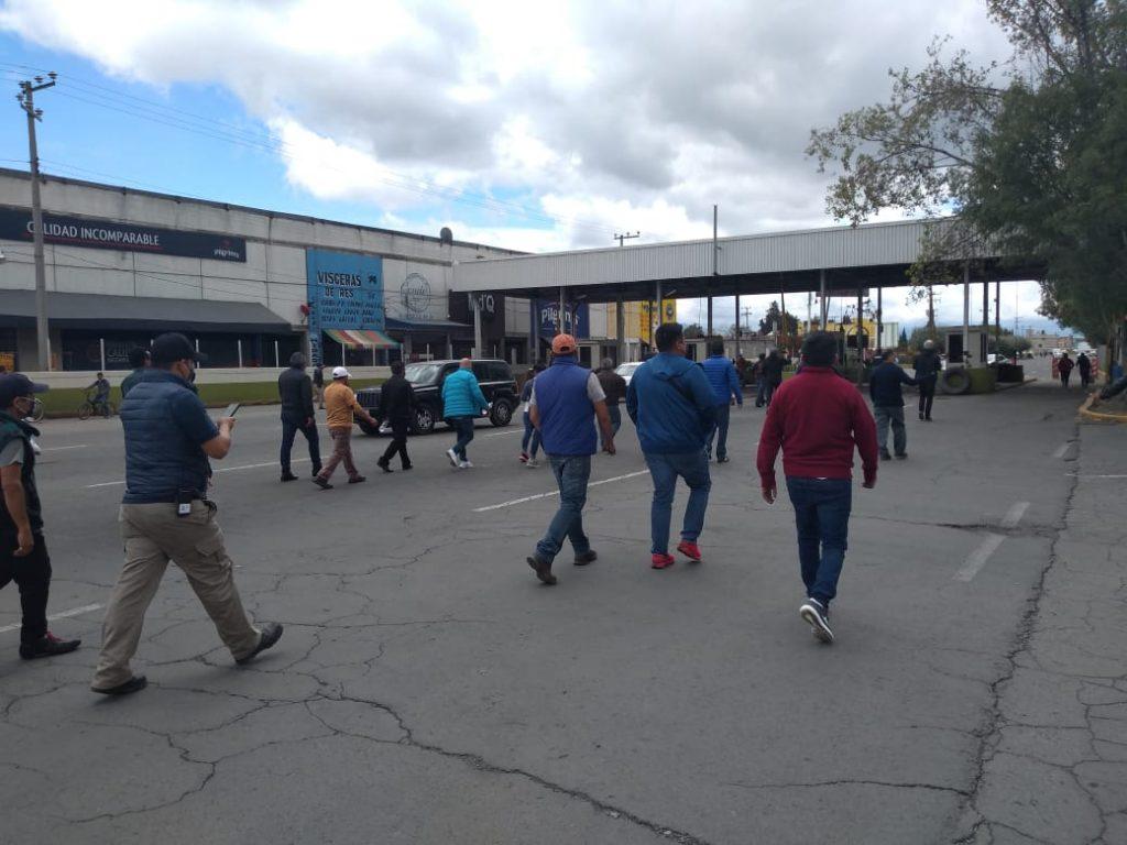 Da la cara Presidente de la Central de Abastos de Toluca, locatarios siguen inconformes - Sep 4, 2020