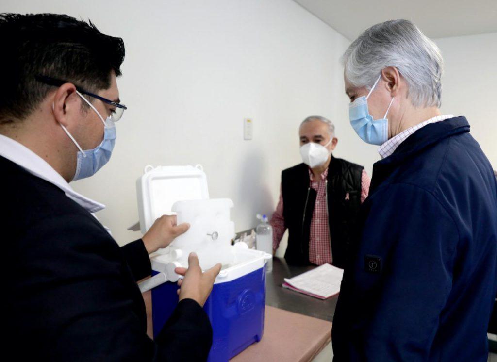 De aplicarán más de 3 millones de vacunas contra la influenza en Edoméx - Oct 1, 2020