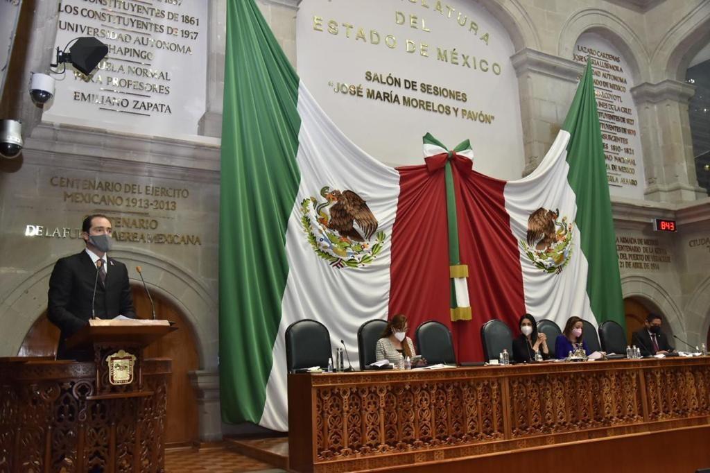 Comparece secretario de Seguridad ante Legislatura Local cómo parte de la glosa del 3er Informe - Oct 28, 2020