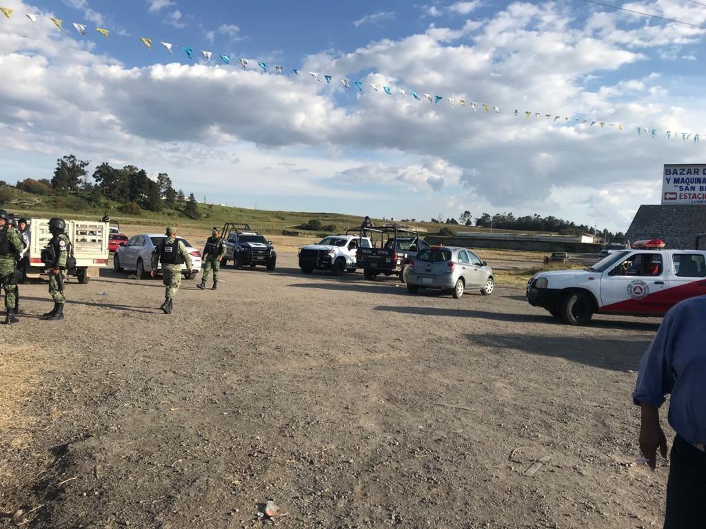 Cae auto al Río Lerma, mueren los dos pasajeros - Oct 20, 2020