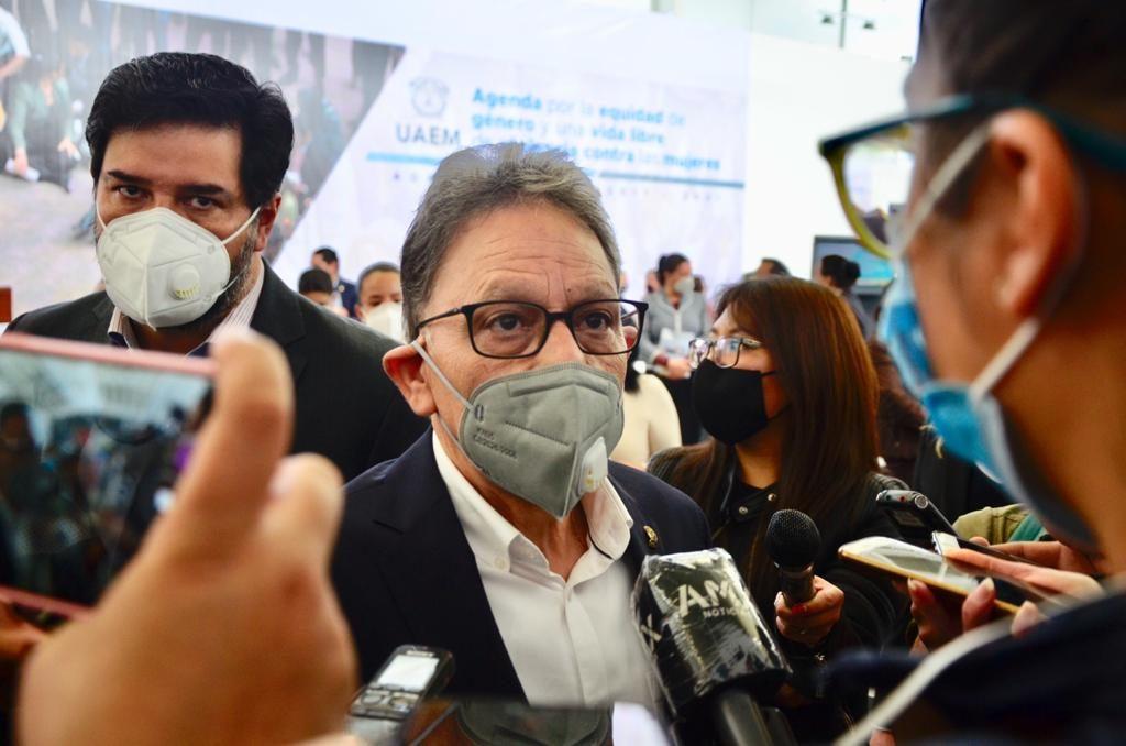Amparo contra nuevo contralor de la UAEMéx sigue en curso: Alfredo Barrera Baca - Oct 1, 2020