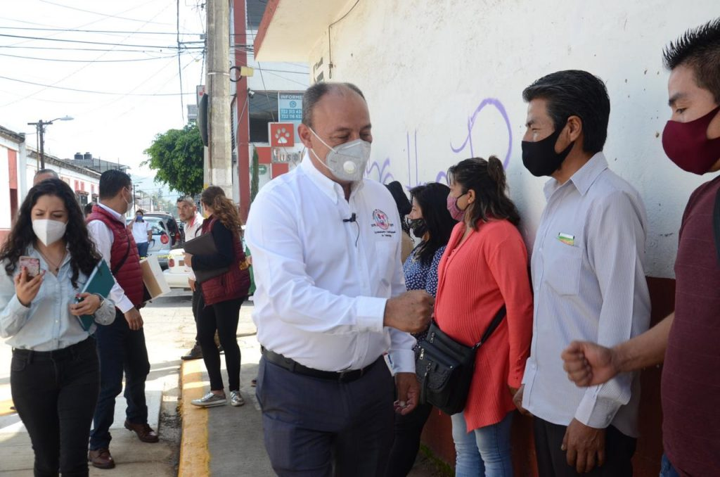 Nuevas calles en Tenancingo - Oct 16, 2020