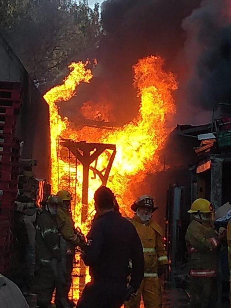 Evacuan a 280 personas por incendio en fábrica de Cuautitlán Izcalli (Fotos y video) - Oct 23, 2020