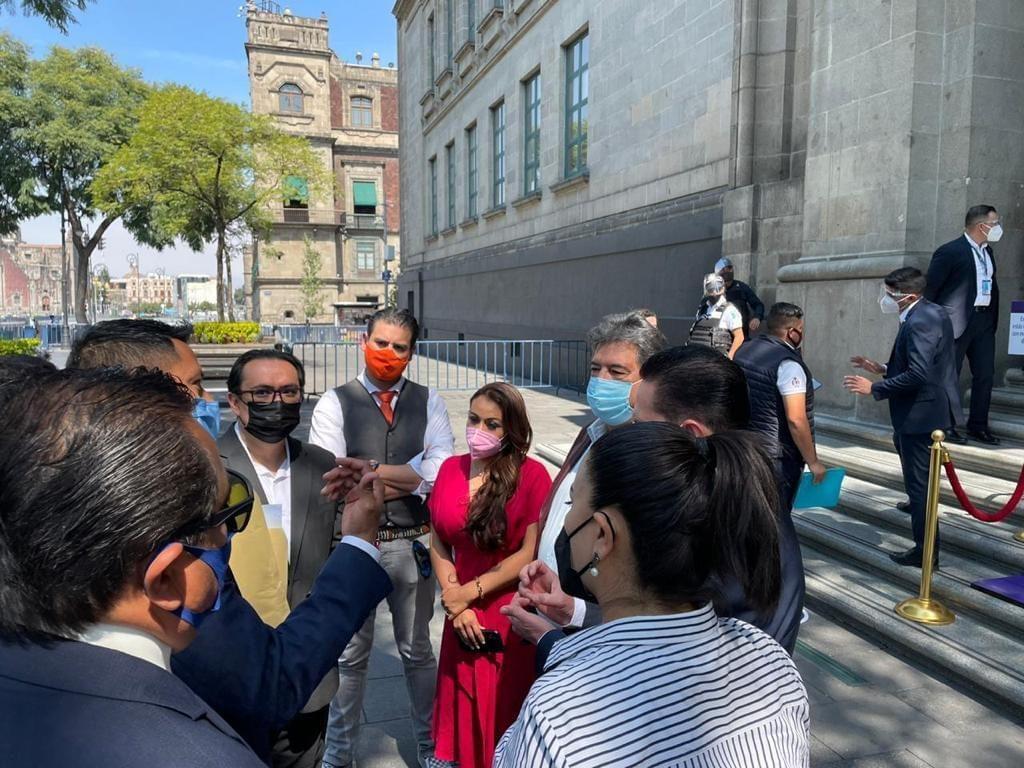 Promueve PAN y MC acciones de incostitucionalidad ante reforma que elimina ediles - Oct 27, 2020