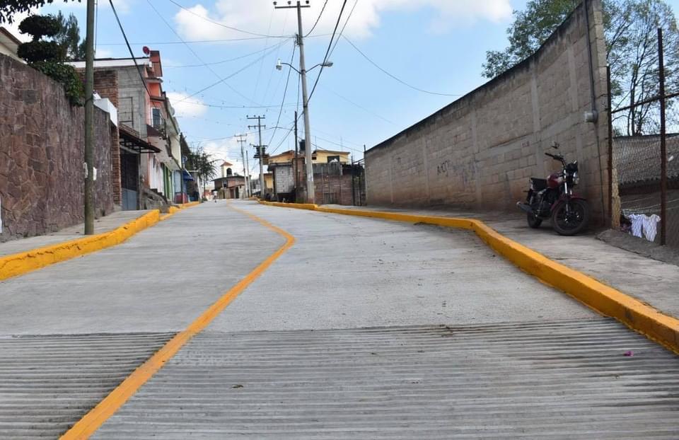 Continúa entrega de obras en Tenancingo - Oct 28, 2020