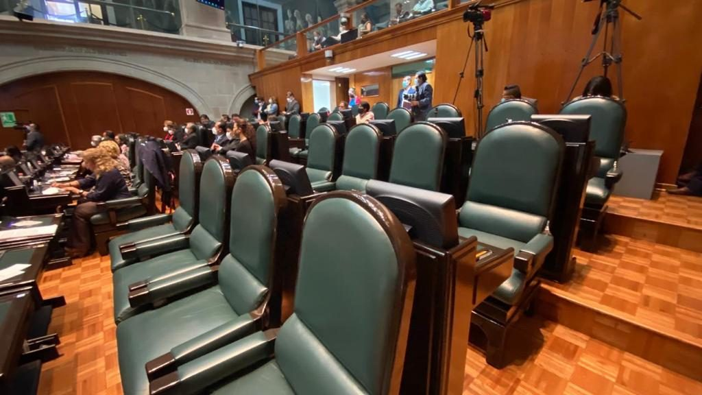 Reducirán presencia de legisladores en el Congreso Local al 50 por ciento - Oct 22, 2020