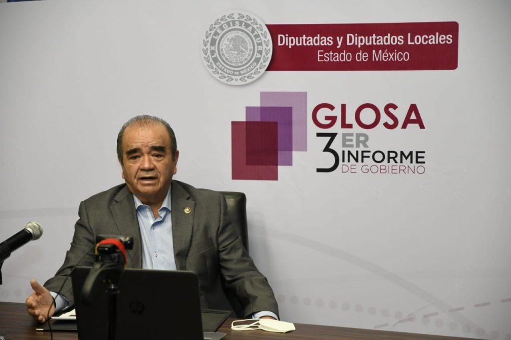 Ajustan Glosa: van 15 secretarios, Sedeco a distancia - Oct 27, 2020