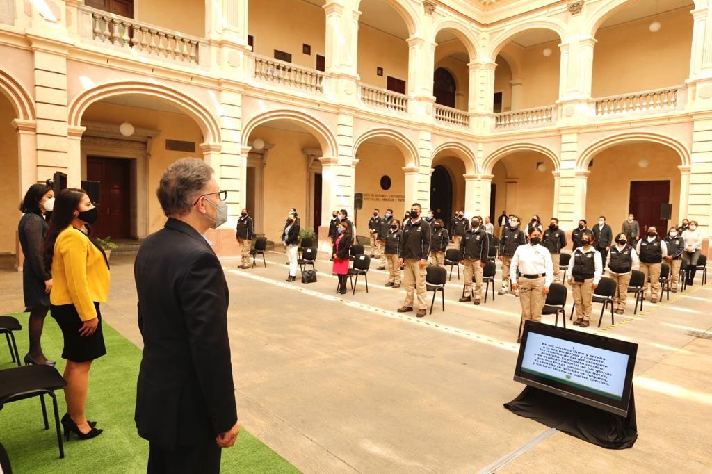 Alfredo Barrera anuncia nuevo modelo de seguridad en UAEM - Oct 20, 2020