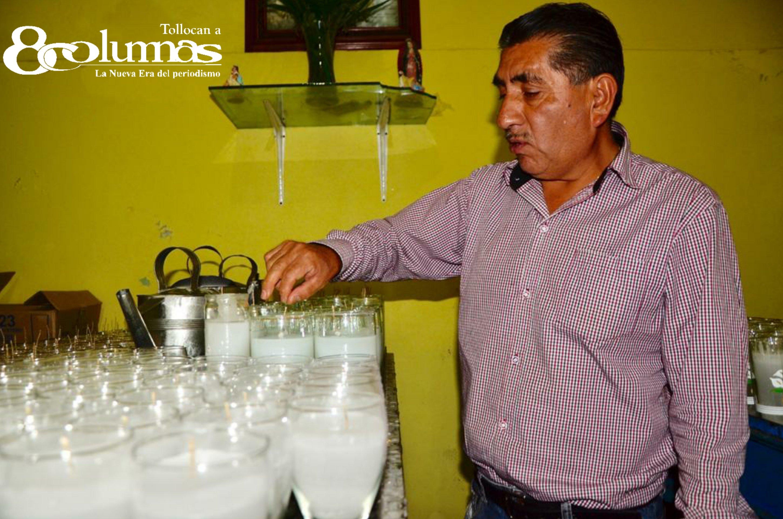 Producción de cera, otro de los oficios afectados por la pandemia - Oct 20, 2020