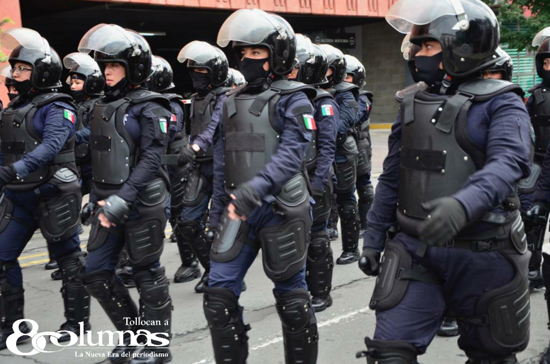 Trabaja Gobierno de Toluca para mejorar seguridad en el municipio - Oct 21, 2020