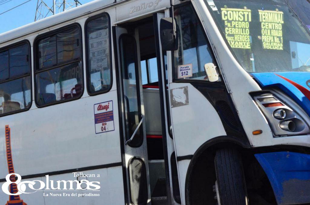 Muere menor atropellada por autobús Atsuzi en Toluca - Oct 22, 2020