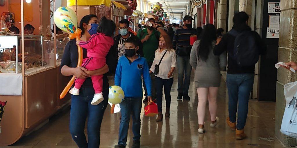 Feria del Alfeñique cierra con pérdidas por COVID-19 - Nov 2, 2020