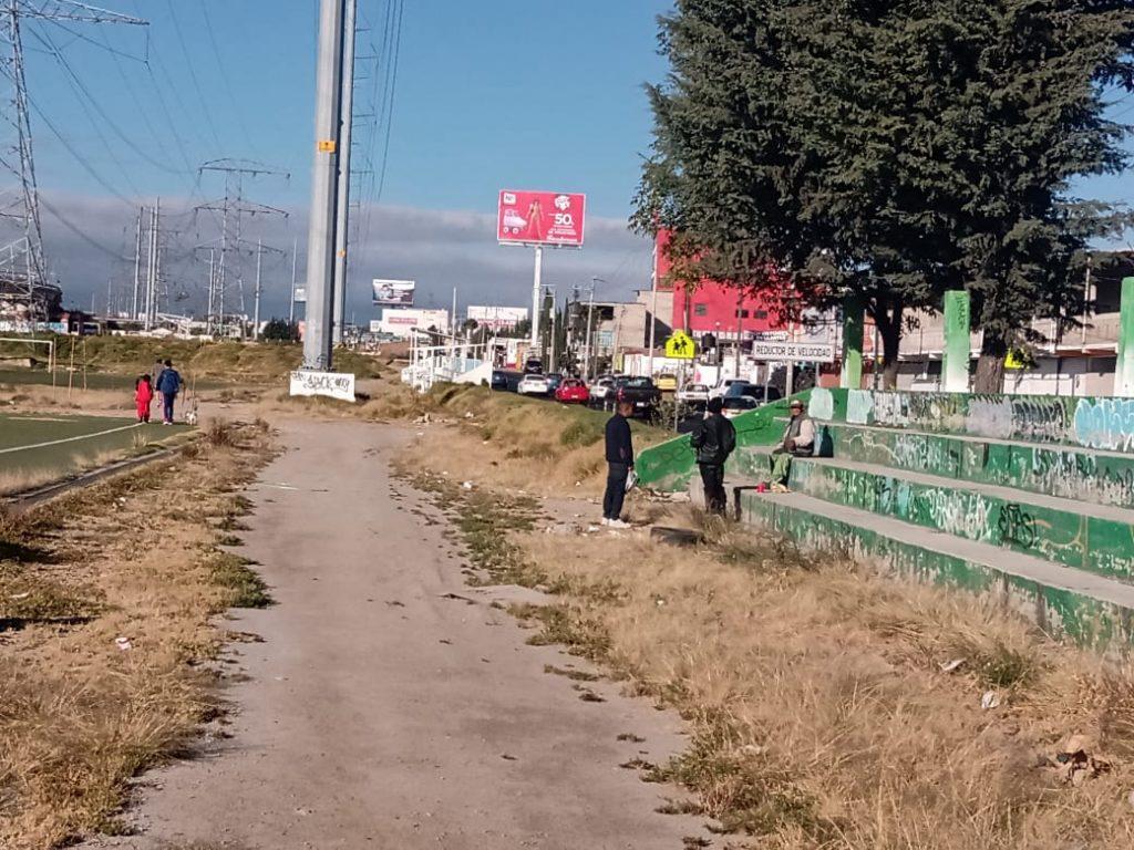 Preocupación en Santa Ana Tlapaltitlán; unidad deportiva, refugio de drogas y alcohol - Nov 24, 2020