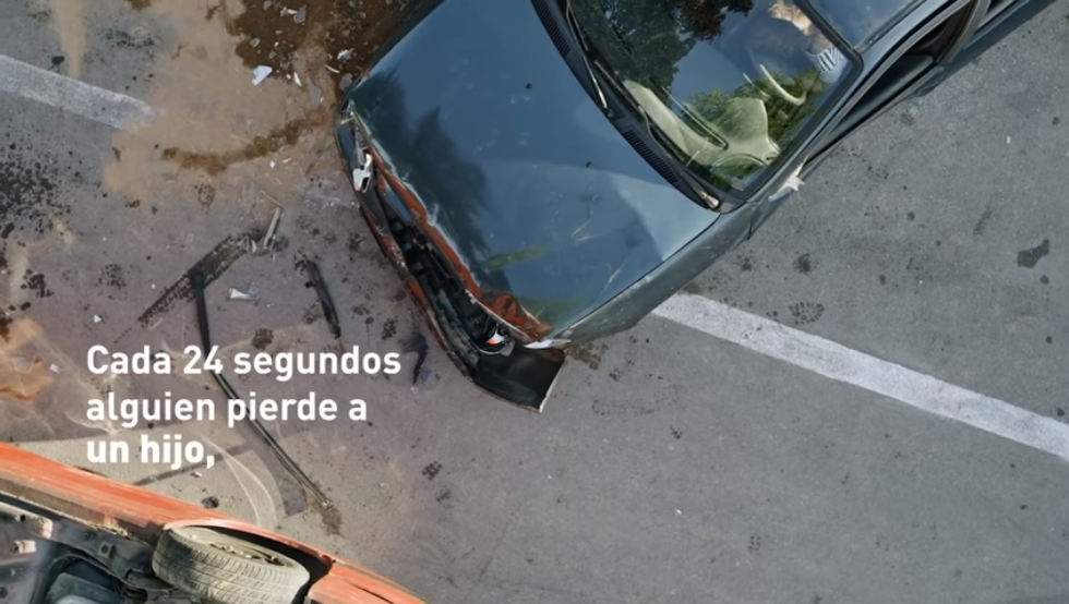 Muertes por accidentes viales, un problema de salud pública ¡La seguridad vial es responsabilidad de todos! - Nov 17, 2020