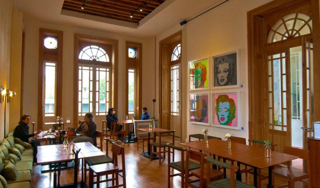 """Warhol visits Toluca"" - Nov 18, 2020"