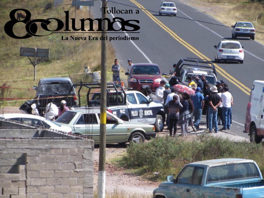 Hallan cuerpos de 4 músicos dentro de camioneta en Villa Victoria - Nov 10, 2020